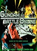 Gundam Battle Online Dreamcast Demo